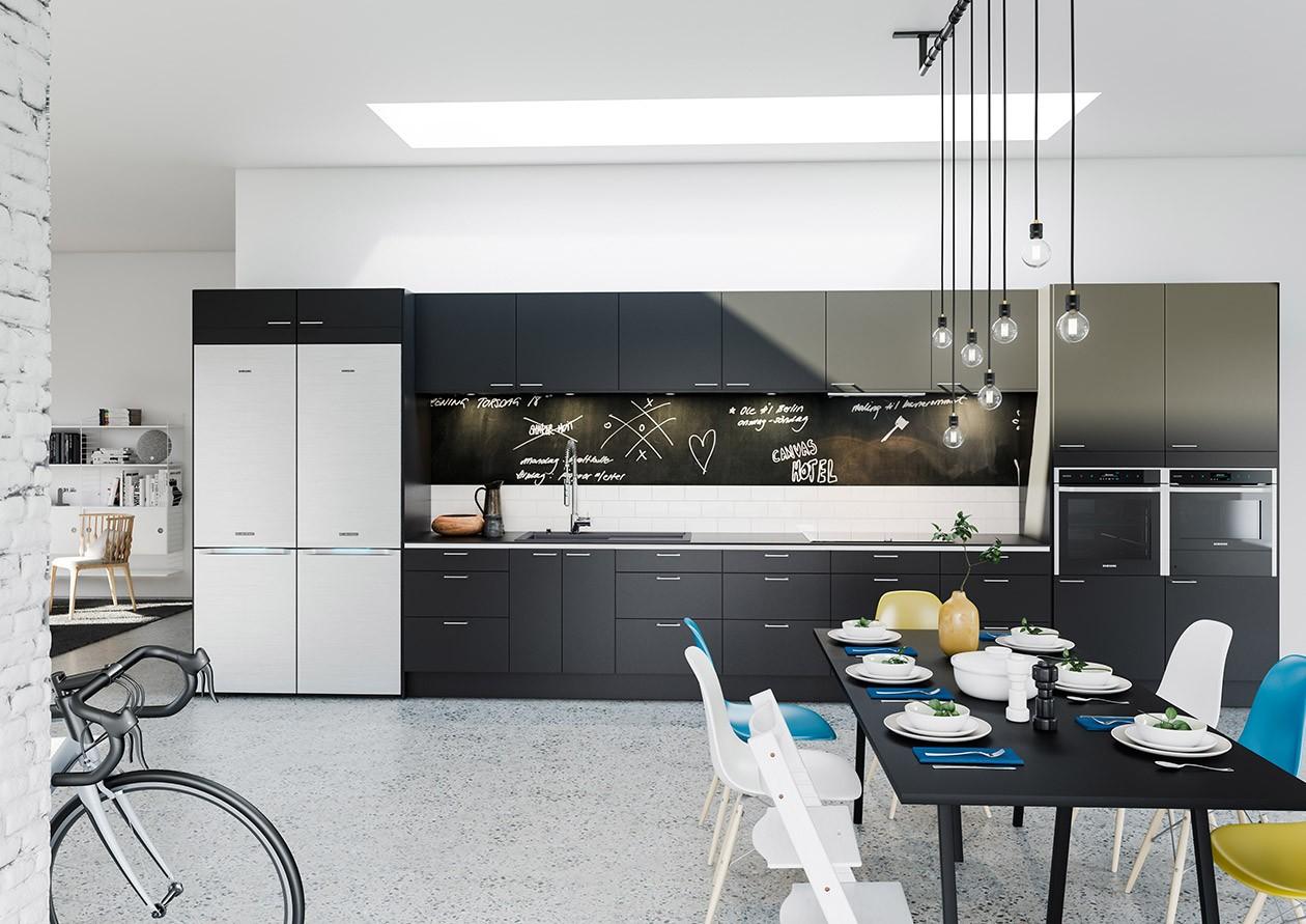 Cocinas modernas evita los errores mas comunes hoy lowcost for Disenos de cocinas pequenas modernas