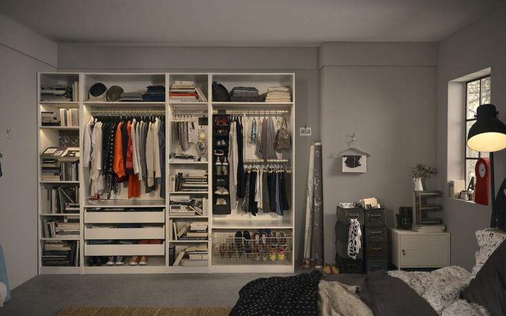 interior armarios empotrados