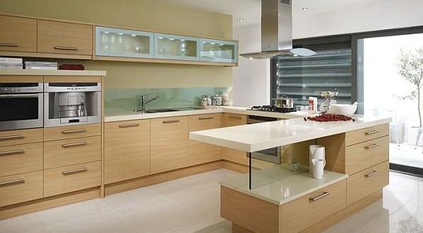 Elegante dise o cocina funcional hoy lowcost for Cocinas integrales disenos modernos