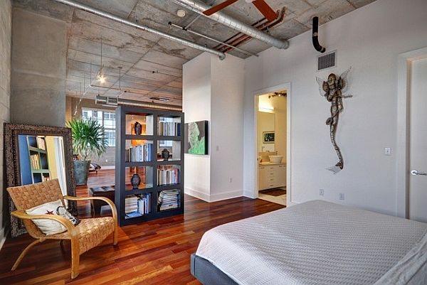 Decoracion loft funcional y moderna en pocos metros hoy for Ideas decoracion loft