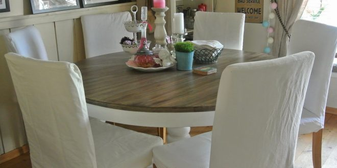 mesas comedor redondas | Hoy LowCost