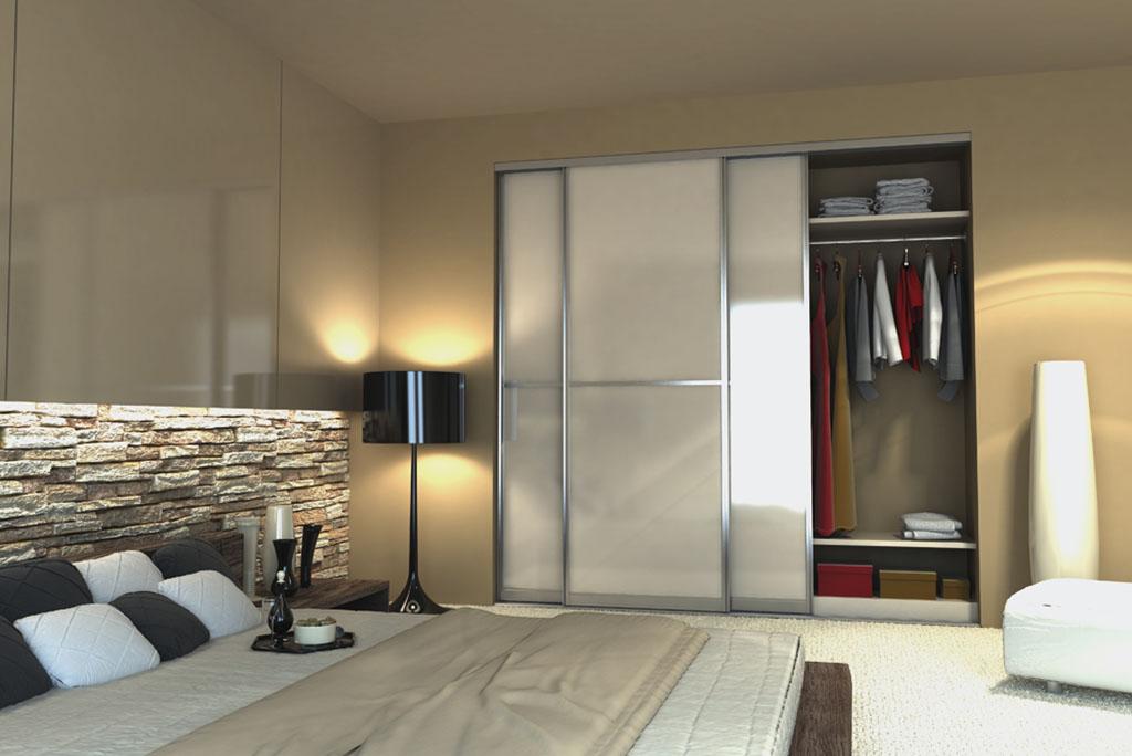 puertas armarios minimalistas