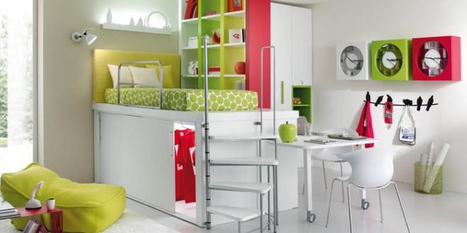 20 hoy lowcost - Decorar habitaciones juveniles pequenas ...