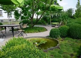 jardienes espaciosos feng shui