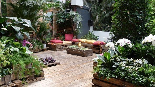 jardin feng shui confort accueil design et mobilier. Black Bedroom Furniture Sets. Home Design Ideas