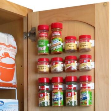 Organizador especias, tarros y tubos Amazon