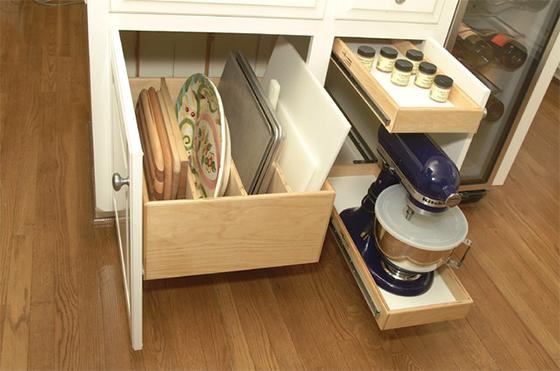 Ideas para ordenar armarios cocinas