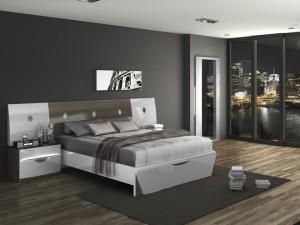 Habitaciones de matrimonio de estilo moderno hoy lowcost for Diseno de interiores recamara principal