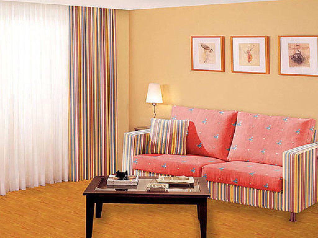 diseño cortinas para salas pequeñas