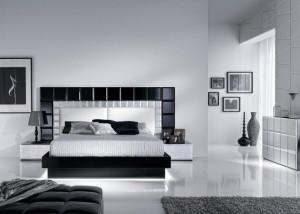 Habitaciones de matrimonio de estilo moderno hoy lowcost for Habitaciones modernas para matrimonios
