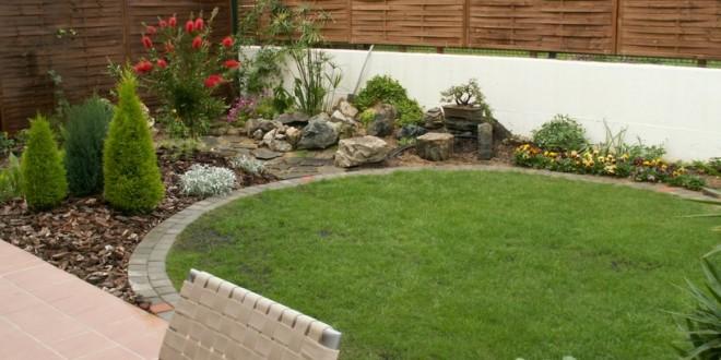 Como decorar un jardin con estilo feng shui hoy lowcost - Jardin feng shui ...