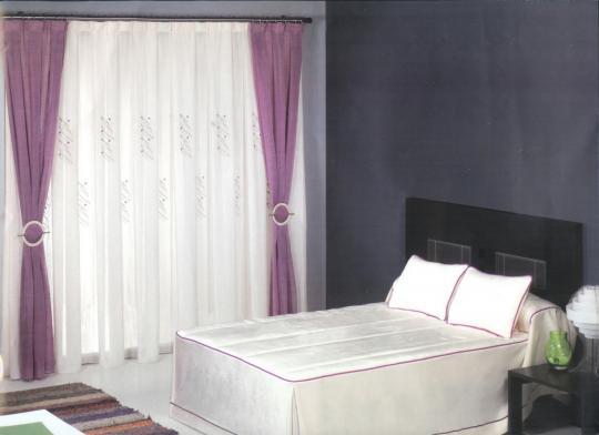 galeria de fotos de diseo de cortinas cortinas dormitorio