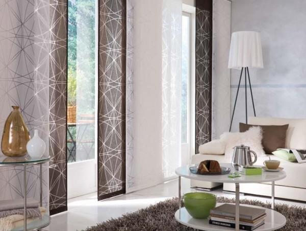 Novedades en dise o de cortinas 2018 hoy lowcost for Cortinas para comedor baratas