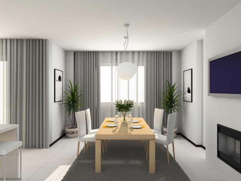 Novedades en dise o de cortinas 2018 hoy lowcost for Cortinas de casas modernas