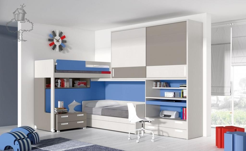 Decoracion dormitorios juveniles hoy lowcost - Dormitorios juveniles decoracion ...