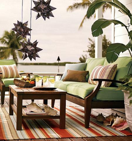 diseño telas para muebles de exterior