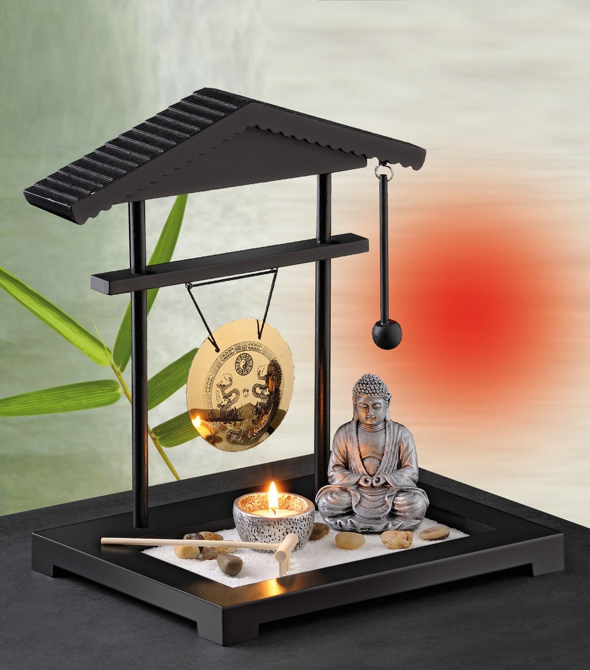 Decoracion zen amazon hoy lowcost - Decoracion feng shui ...