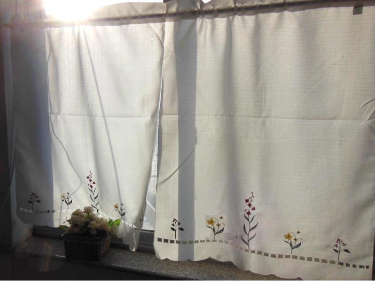 Dise o cortinas ba o hoy lowcost - Cortinas de bano diseno ...