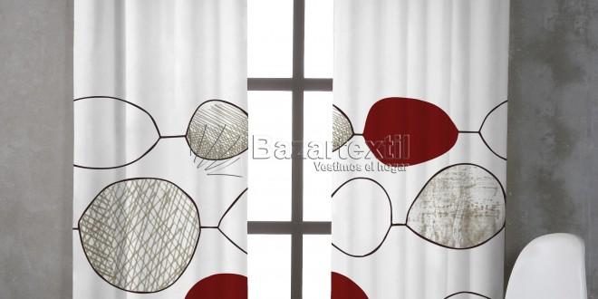 Dise o de cortinas modernas hoy lowcost - Diseno cortinas modernas ...