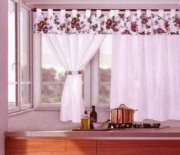 Novedades en dise o de cortinas 2018 hoy lowcost for Disenos de cortinas para cocinas modernas