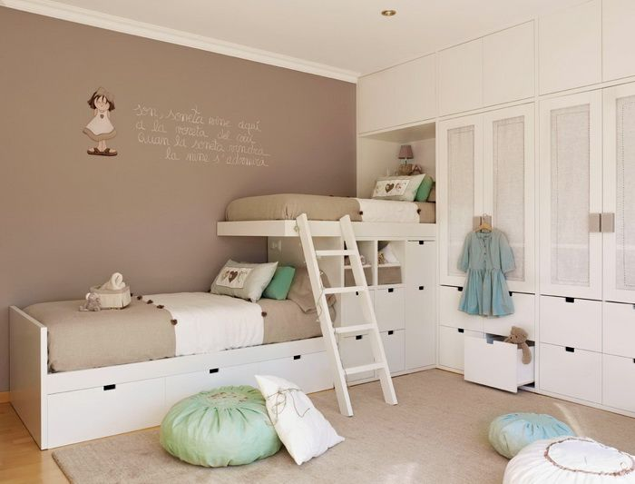 Como decorar las habitaciones juveniles peque as 10 - Babyzimmer neutral ...