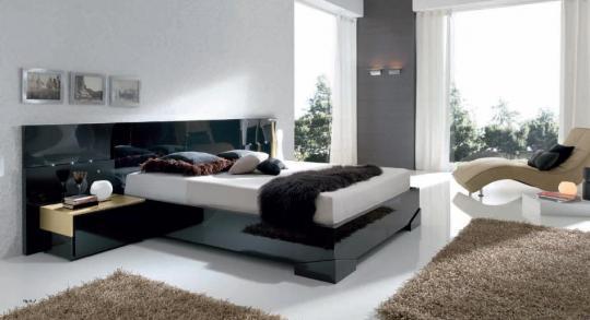 muebles de dormitorio moderno