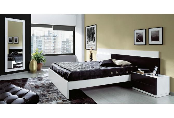 Espejos para dormitorios juveniles dormitorio con murete for Espejos habitacion juvenil