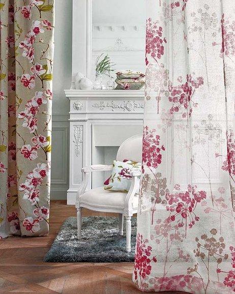 Novedades en dise o de cortinas 2018 hoy lowcost - Cortinas originales para dormitorio ...