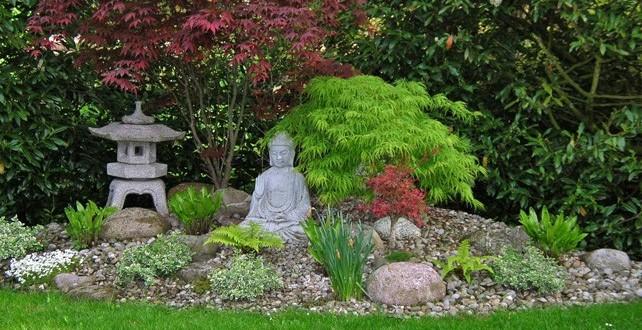 Estilo feng shui para jardin hoy lowcost - Estilo feng shui ...