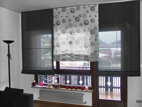 Novedades en dise o de cortinas 2018 hoy lowcost for Estores cocina modernos