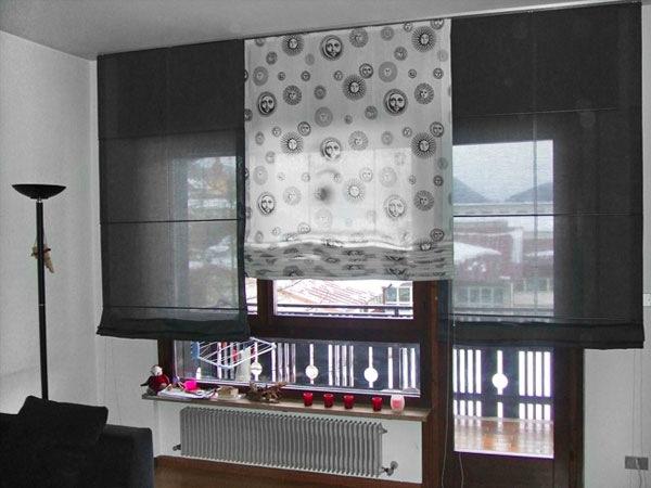 Novedades en dise o de cortinas 2018 hoy lowcost - Estores cocina modernos ...
