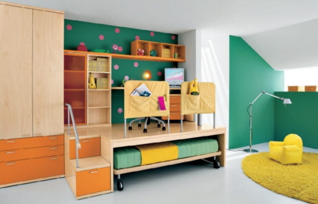 Como decorar las habitaciones juveniles peque as 10 - Ideas para decorar dormitorio juvenil ...