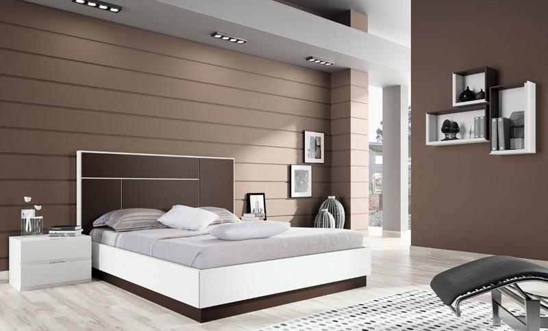 estilo moderno dormitorios