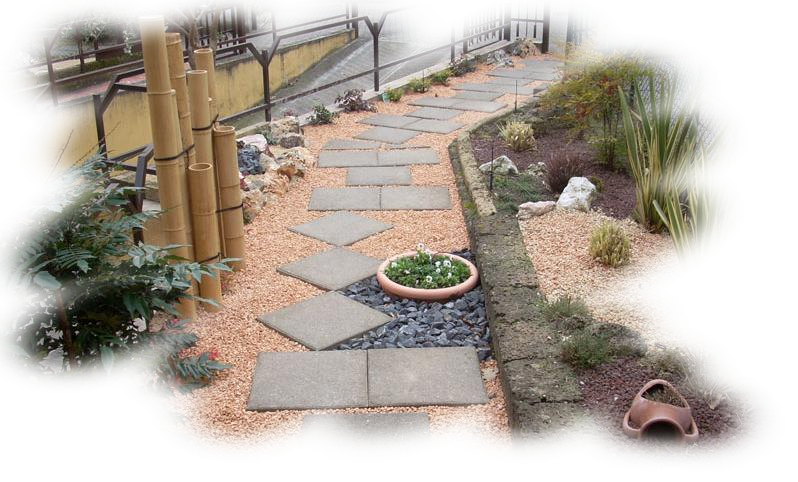 c mo decorar un jard n con estilo feng shui hoy lowcost On jardin feng shui
