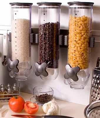 novedosas soluciones de organizacion cocinas