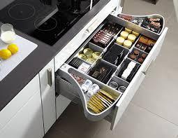 Organizador de cajones de cocina