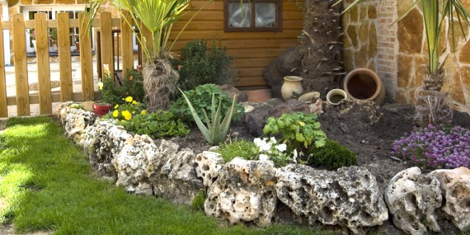 pequeo rincon jardin feng shui - Como Decorar Un Jardin Pequeo