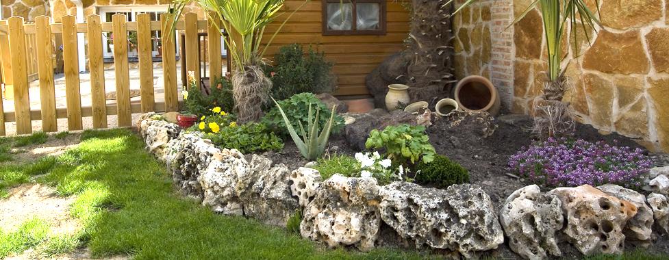 jardines pequeños decoracion feng shui