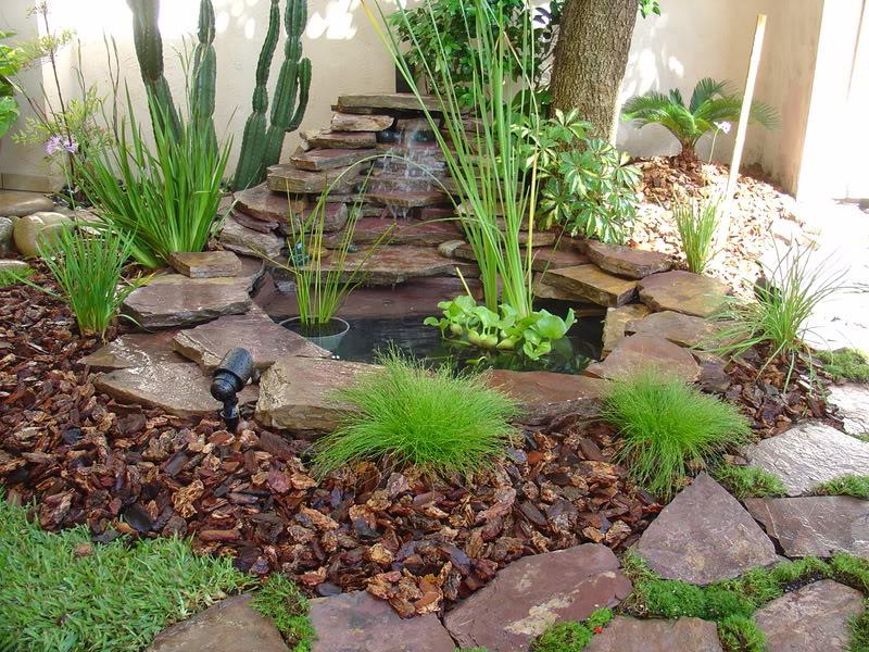 C mo decorar un jard n con estilo feng shui hoy lowcost - Decoracion para jardines rusticos ...