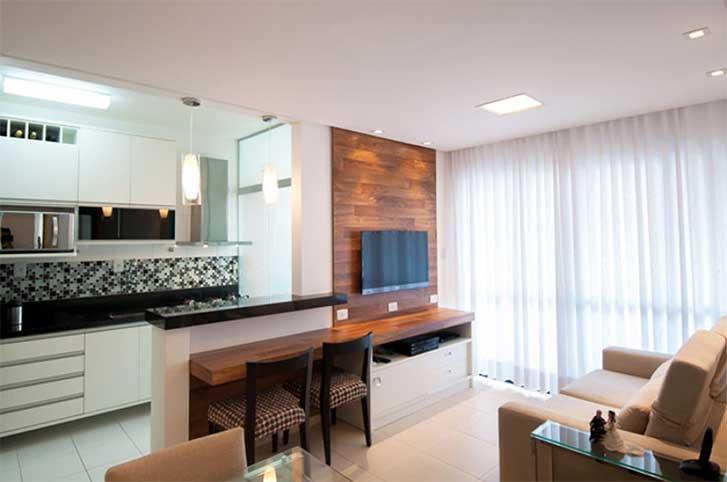 Como decorar espacios peque os trucos geniales hoy lowcost for Cocinas apartamentos pequenos