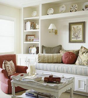 Como decorar espacios peque os trucos geniales hoy lowcost for Muebles de sala espacios pequenos
