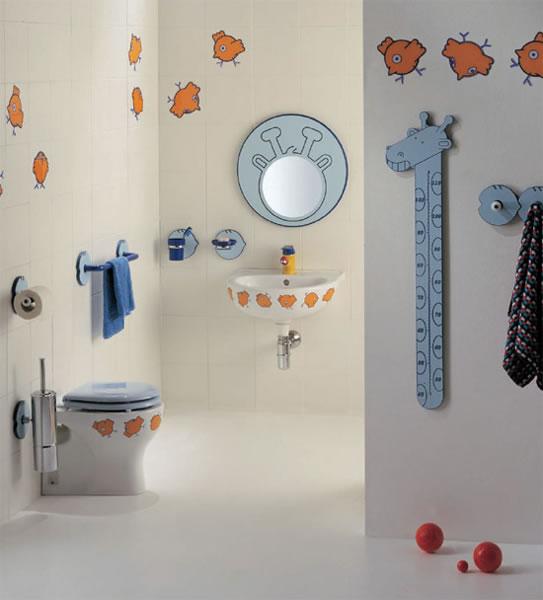 Vinilos para decoracion baños
