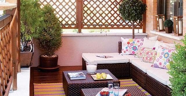 decoracion balcones y terrazas p - Decoracion Balcones