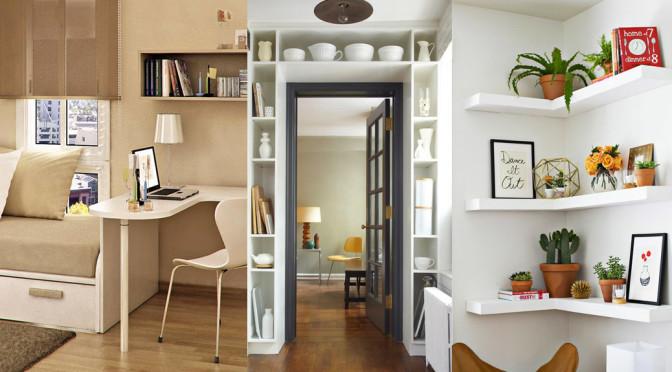 como decorar espacios peque os trucos geniales hoy lowcost