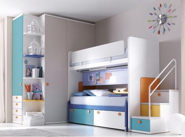 Como decorar espacios peque os trucos geniales hoy lowcost for Ideas para decorar dormitorios pequenos
