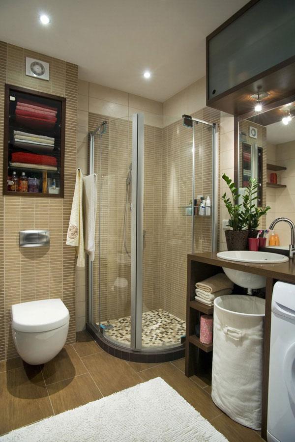 baños pequeños decoracion 2015