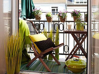 Decoración De Terrazas Y Balcones Ideas Originales Hoy Lowcost