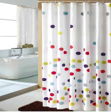 cortinas de baño modernas 2016