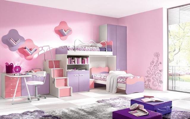 Decoraci n de cuartos infantiles un reto asequible hoy for Decoraciones para cuartos