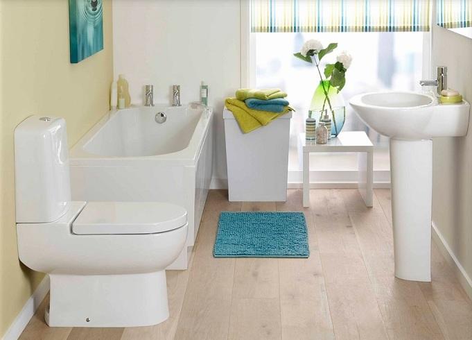 decoracion low cost baños pequeños